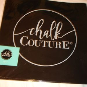 Chalk Couture Chalkology 17x17 Ink Mat for project